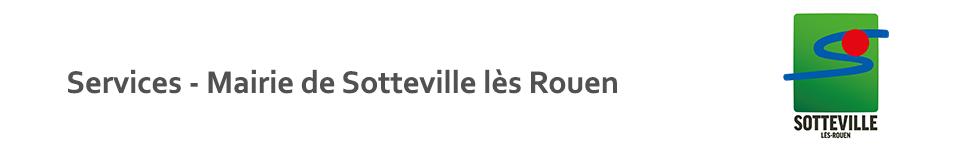 Services – Mairie de Sotteville lès Rouen